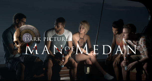 Трейлер мультиплеера The Dark Pictures: Man of Medan The Dark Pictures: Man of Medan